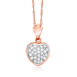 n3014 necklace silver cubic zircon pendant silver jewelry birthday gift love style